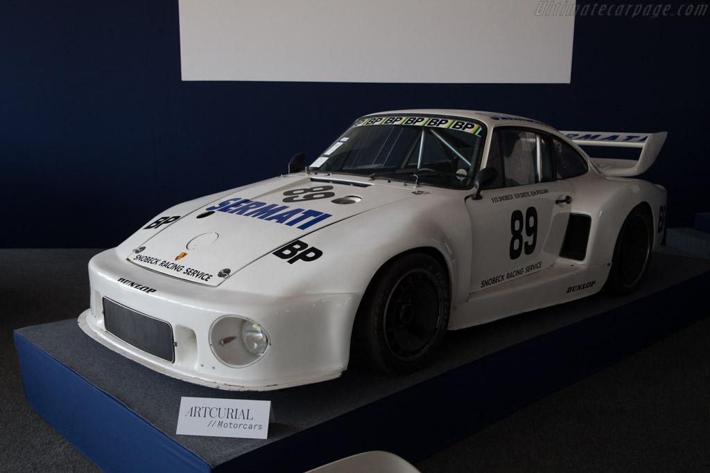Porsche 935/77 - Chassis: 930 770 0904   - 2016 Le Mans Classic
