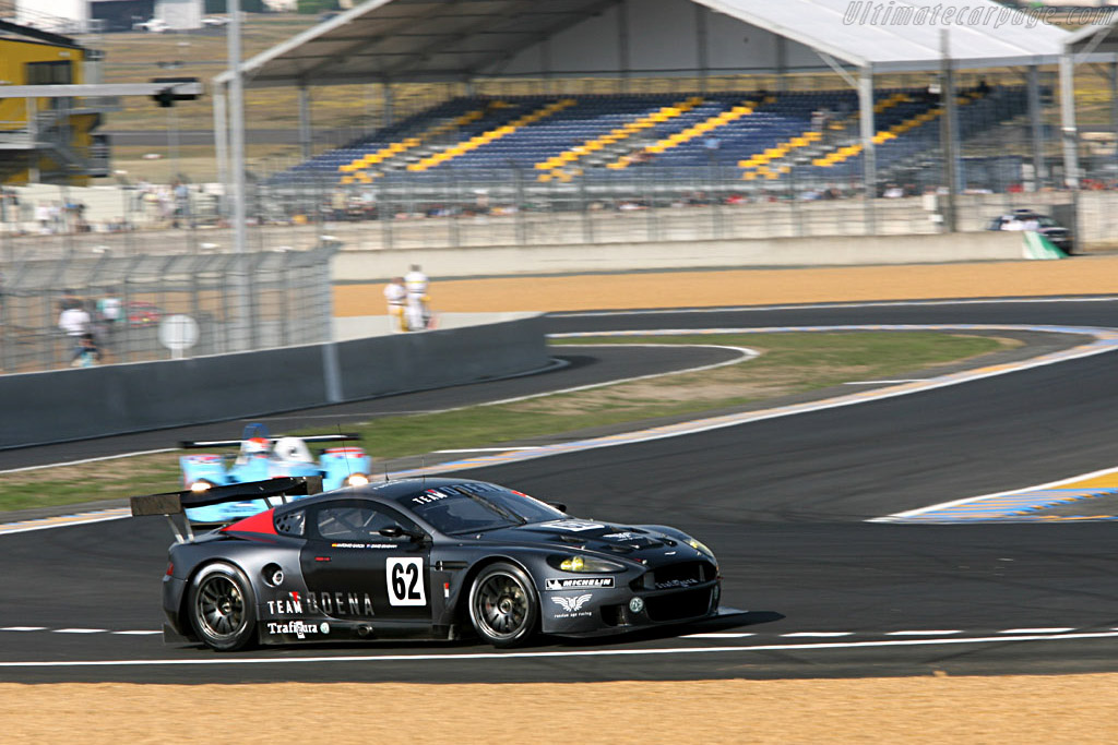 Aston Martin DBR9 - Chassis: DBR9/101 - Entrant: Russian Age Racing  - 2006 24 Hours of Le Mans Preview