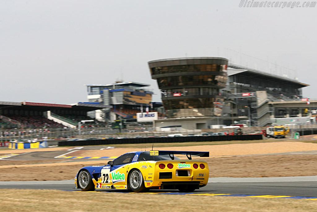 Chevrolet Corvette C5-R - Chassis: 010 - Entrant: Luc Alphand Adventures  - 2006 24 Hours of Le Mans Preview