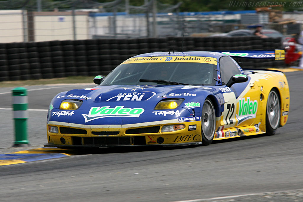 Chevrolet Corvette C5-R - Chassis: 010 - Entrant: Luc Alphand Adventures  - 2006 24 Hours of Le Mans Preview