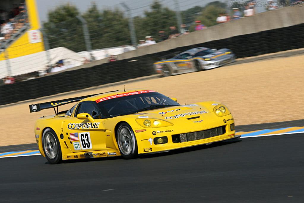 Chevrolet Corvette C6.R - Chassis: 003 - Entrant: Corvette Racing  - 2006 24 Hours of Le Mans Preview