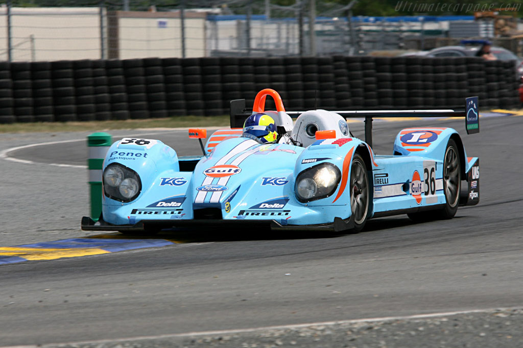 Courage C65 'Ford' - Chassis: C60-7 - Entrant: Paul Belmondo Racing  - 2006 24 Hours of Le Mans Preview