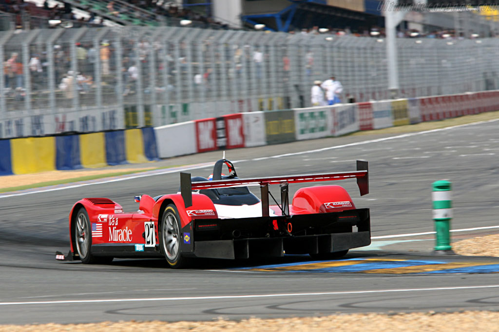Courage C65 AER - Chassis: C60-9 - Entrant: Miracle Motorsports  - 2006 24 Hours of Le Mans Preview