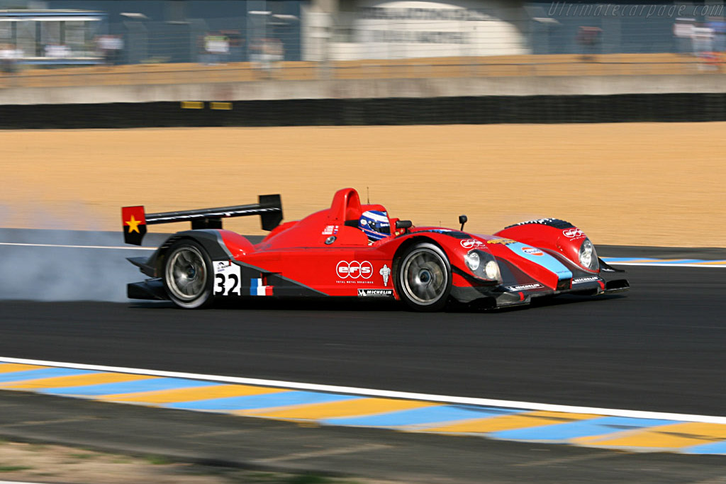 Courage C65 AER - Chassis: C60-12 - Entrant: Barazi Epsilon  - 2006 24 Hours of Le Mans Preview