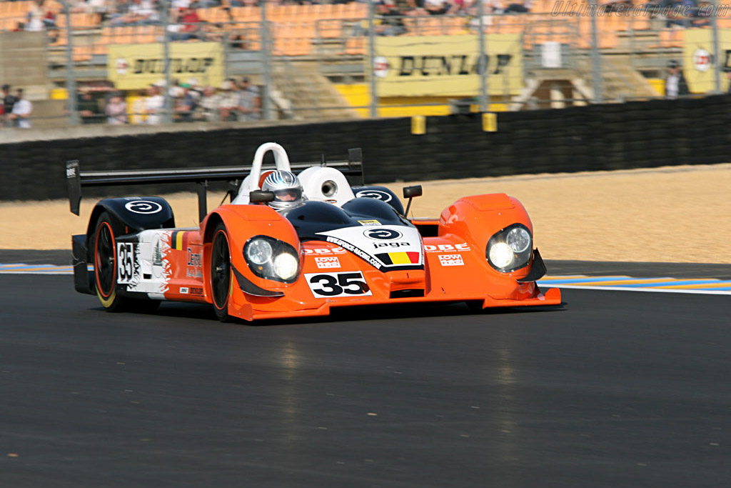 Courage C65 Judd - Chassis: C60-8 - Entrant: Geforce Racing  - 2006 24 Hours of Le Mans Preview