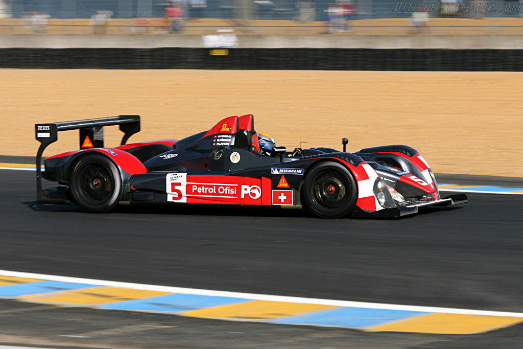 Courage LC70 Judd - Chassis: LC70-05 - Entrant: Swiss Spirit  - 2006 24 Hours of Le Mans Preview