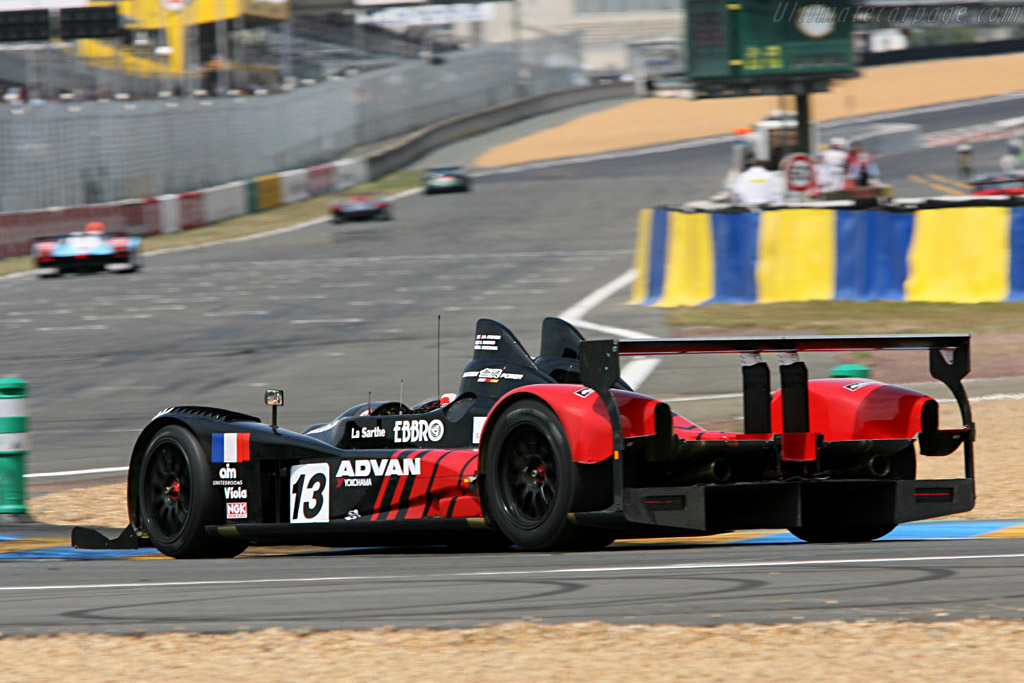 Courage LC70 Mugen - Chassis: LC70-04 - Entrant: Courage Competition  - 2006 24 Hours of Le Mans Preview