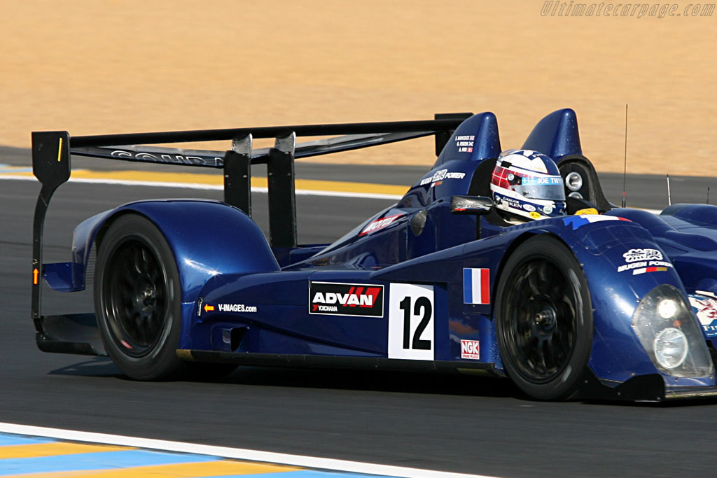 Courage LC70 Mugen - Chassis: LC70-03 - Entrant: Courage Competition  - 2006 24 Hours of Le Mans Preview