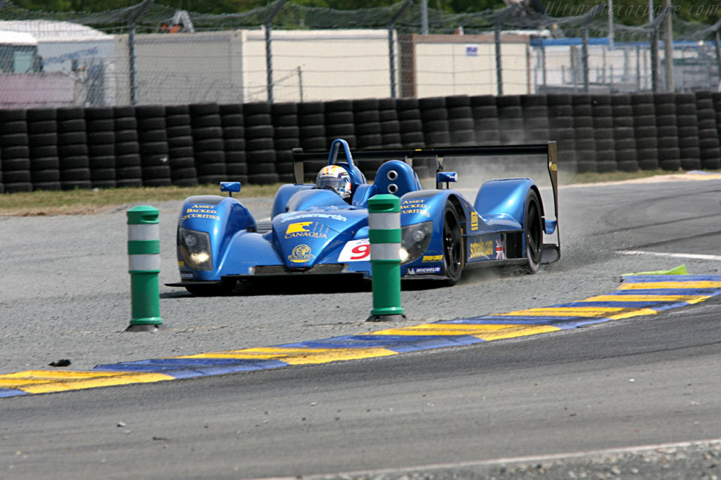 Creation CA06/H Judd - Chassis: CA06/H - 001 - Entrant: Creation Autosportif ltd.  - 2006 24 Hours of Le Mans Preview