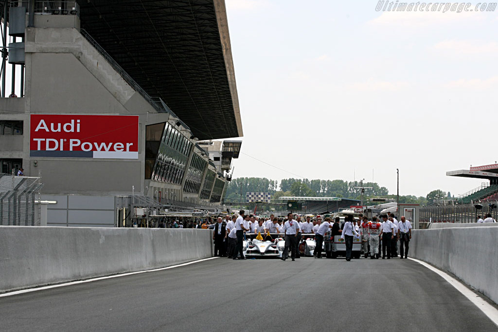 Here comes the silent revolution    - 2006 24 Hours of Le Mans Preview