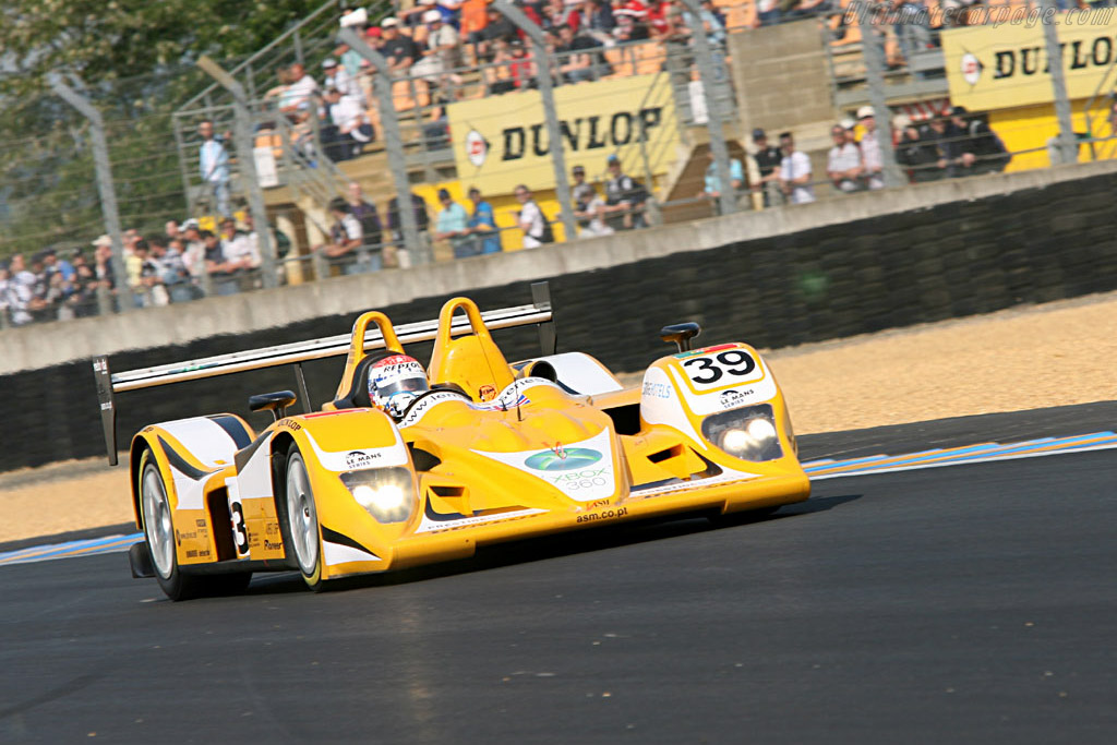 Lola B05/40 AER - Chassis: B0540-HU01 - Entrant: Chamberlain Synergy  - 2006 24 Hours of Le Mans Preview