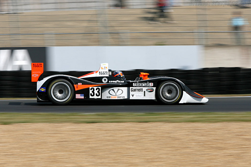 Lola B05/40 AER - Chassis: B0540-HU04 - Entrant: Intersport Racing  - 2006 24 Hours of Le Mans Preview