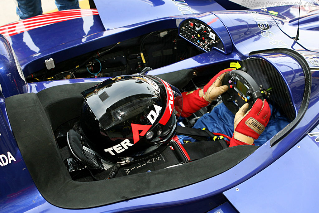 Lola B05/40 Zytek - Chassis: B0540-HU02 - Entrant: Binnie Motorsports  - 2006 24 Hours of Le Mans Preview