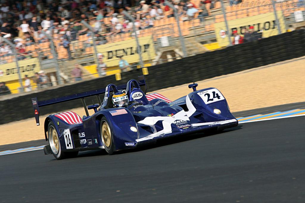 Lola B05/40 Zytek - Chassis: B0540-HU02 - Entrant: Binnie Motorsports  - 2006 24 Hours of Le Mans Preview