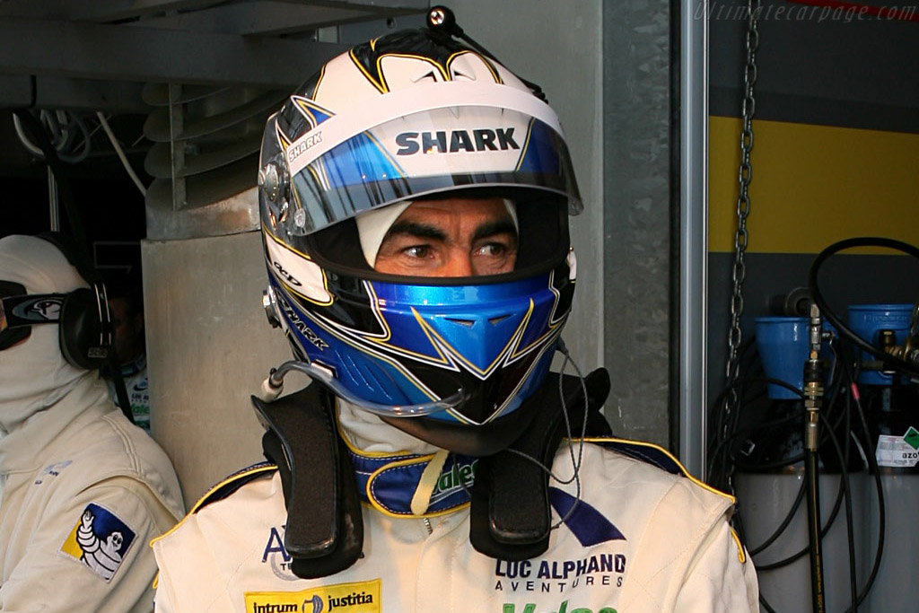Luc Alphand    - 2006 24 Hours of Le Mans Preview