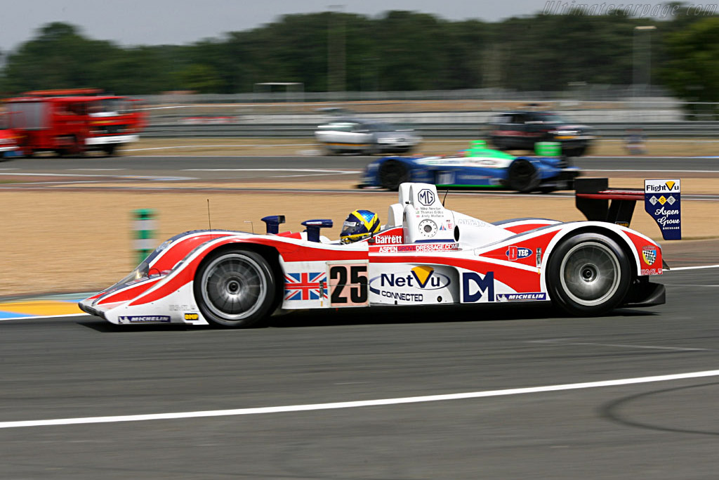 MG Lola EX264 - Chassis: B0540-HU05 - Entrant: RML  - 2006 24 Hours of Le Mans Preview