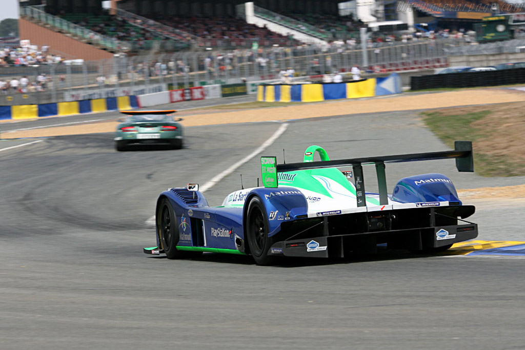 Pescarolo Courage C60 Hybrid Judd - Chassis: 3 - Entrant: Pescarolo Sport  - 2006 24 Hours of Le Mans Preview