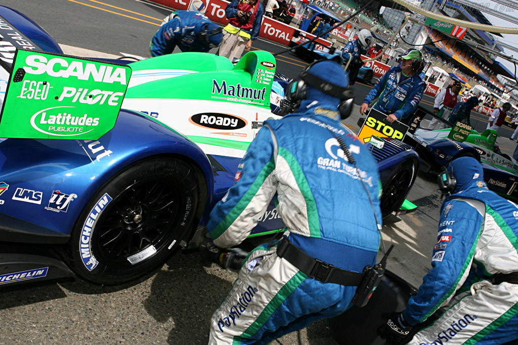Pescarolo Courage C60 Hybrid Judd - Chassis: 4 - Entrant: Pescarolo Sport  - 2006 24 Hours of Le Mans Preview