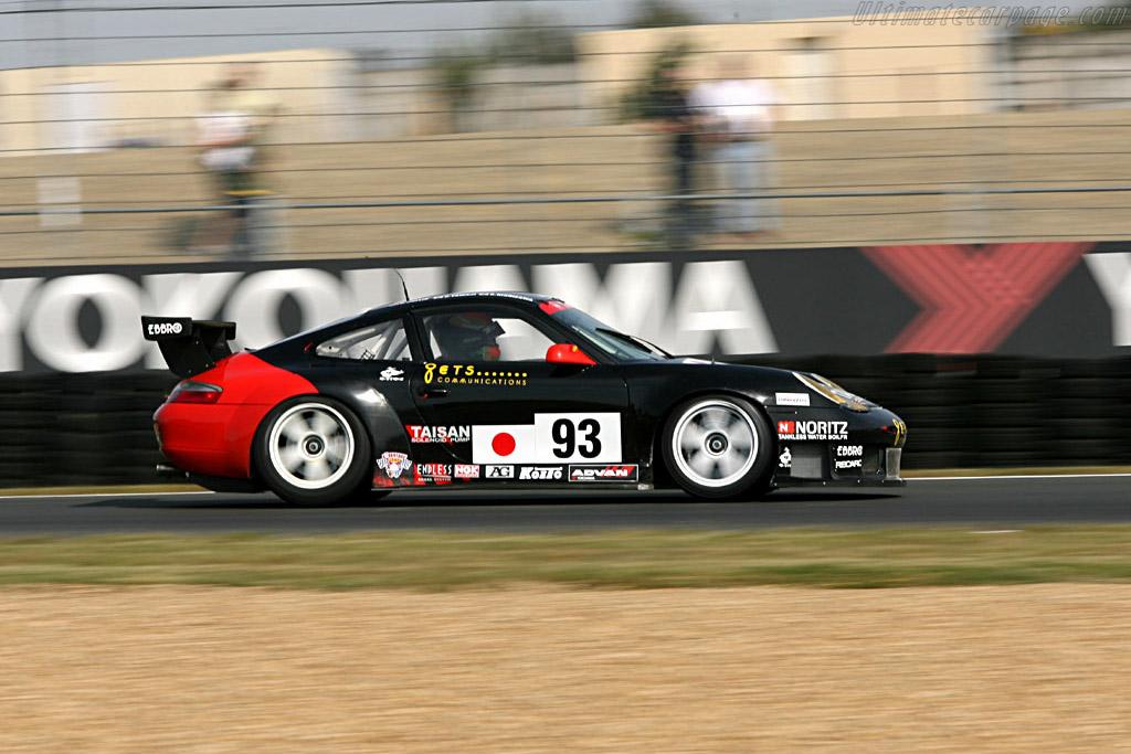 Porsche 996 GT3 RS - Chassis: WP0ZZZ99Z2S692068 - Entrant: Team Taisan Advan  - 2006 24 Hours of Le Mans Preview