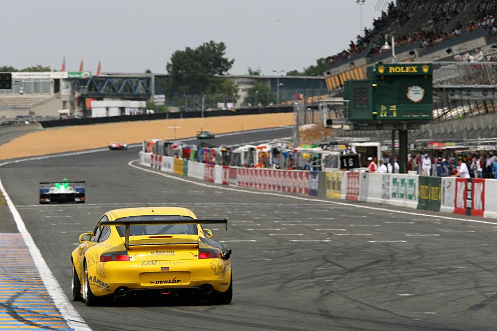 Porsche 996 GT3 RS - Chassis: WP0ZZZ99Z1S692081 - Entrant: T2M Motorsport  - 2006 24 Hours of Le Mans Preview