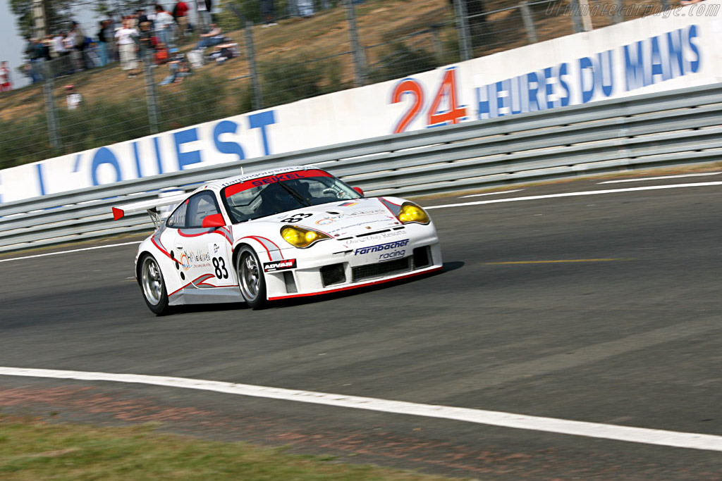 Porsche 996 GT3 RSR - Chassis: WP0ZZZ99Z5S693067 - Entrant: Seikel Motorsports  - 2006 24 Hours of Le Mans Preview