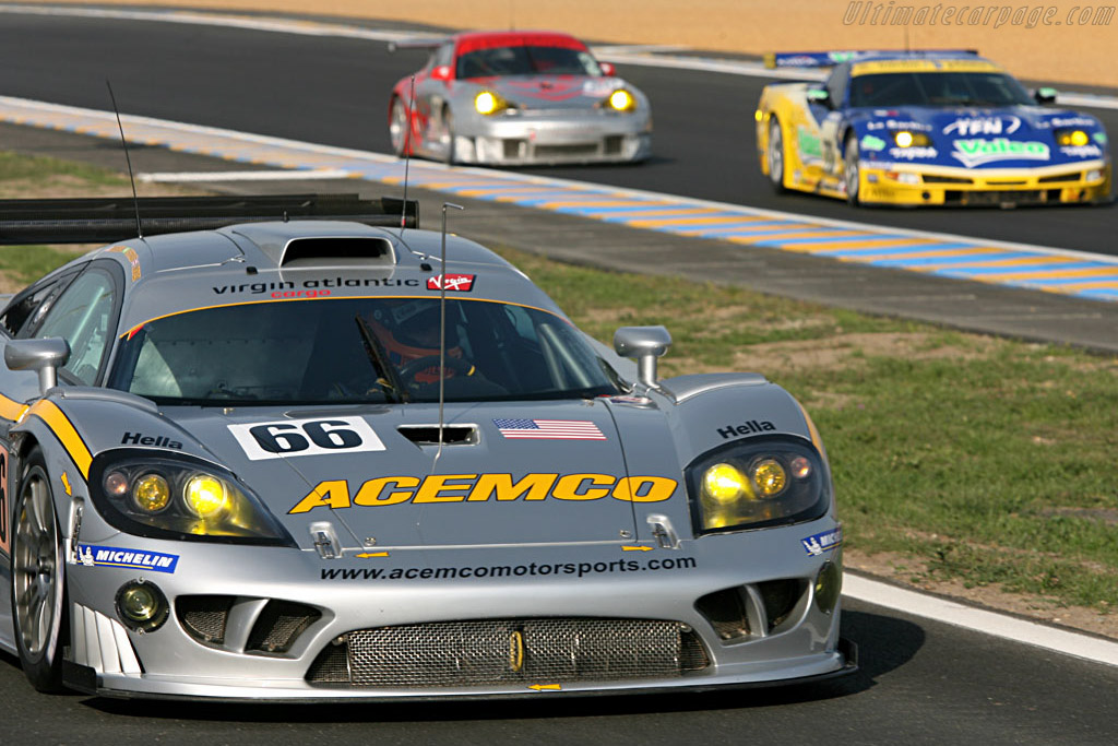 Saleen S7-R - Chassis: 031R - Entrant: ACEMCO Motorsports  - 2006 24 Hours of Le Mans Preview