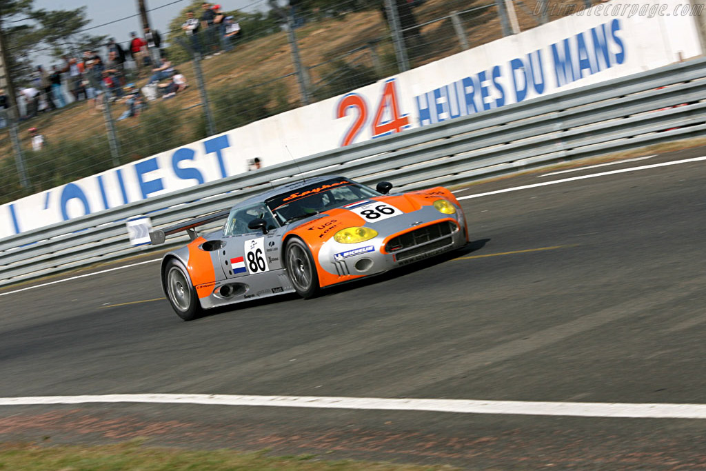 Spyker C8 Spyder GT2-R - Chassis: XL9GB11HX50363097 - Entrant: Spyker Squadron  - 2006 24 Hours of Le Mans Preview
