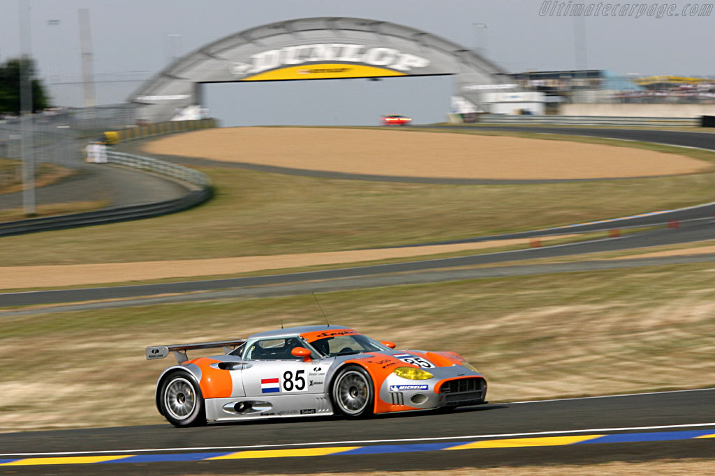 Spyker C8 Spyder GT2-R - Chassis: XL9GB11H150363098 - Entrant: Spyker Squadron  - 2006 24 Hours of Le Mans Preview