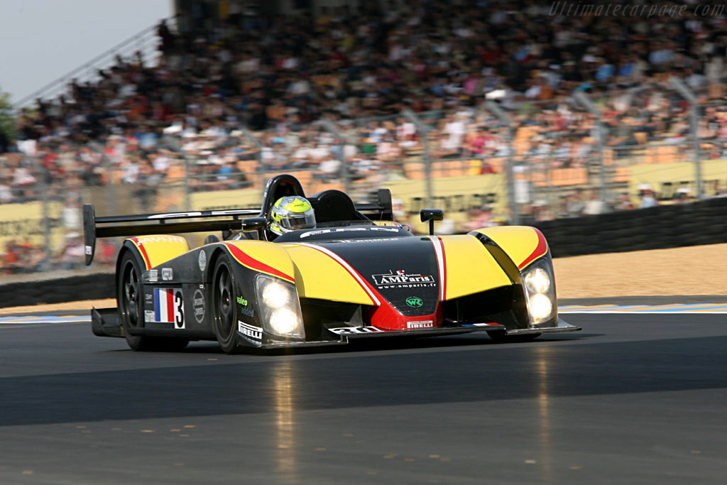 WR LMP2 Peugeot - Chassis: 2003-01 - Entrant: Gerard Welter  - 2006 24 Hours of Le Mans Preview
