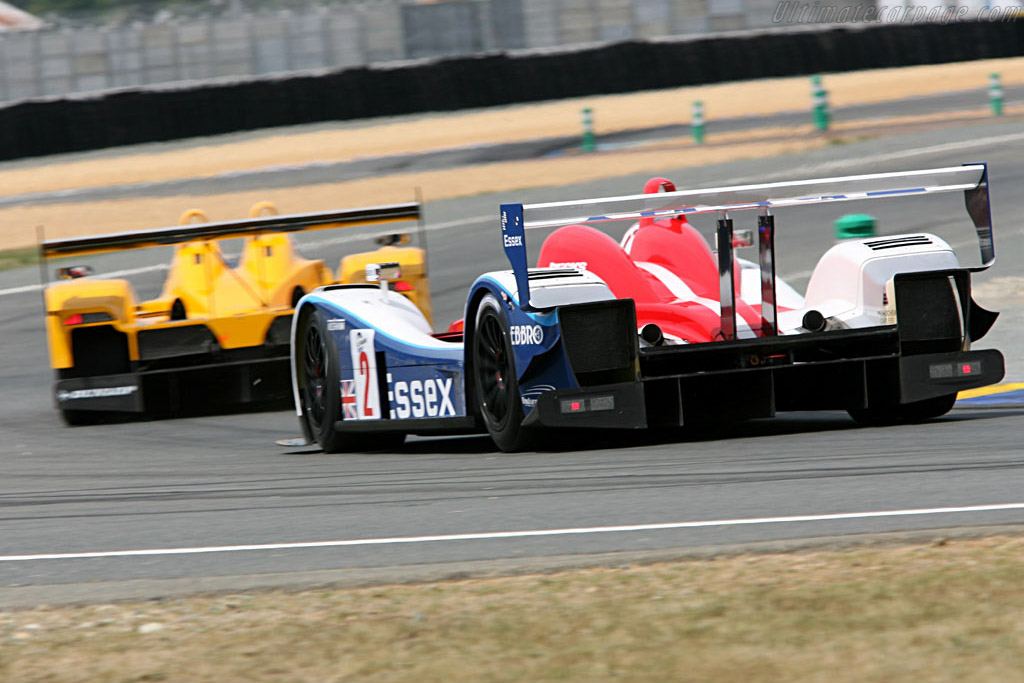 Zytek 06S - Chassis: 06S-04 - Entrant: Zytek Engineering  - 2006 24 Hours of Le Mans Preview