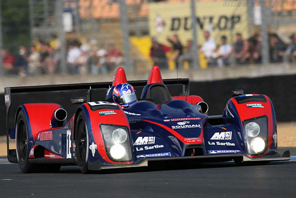 Courage LC70 AER - Chassis: LC70-4 - Entrant: Courage Competition  - 2007 24 Hours of Le Mans Preview