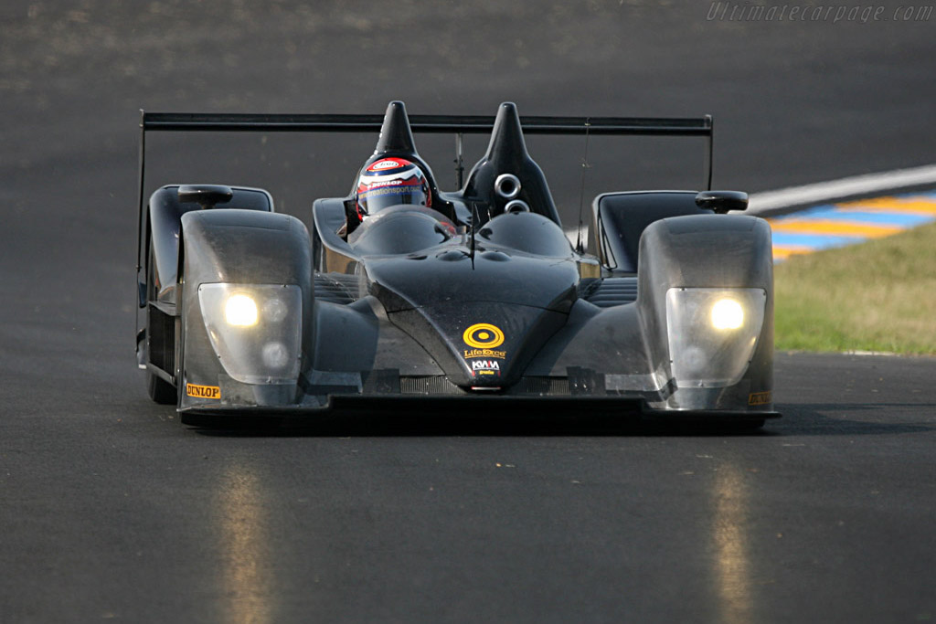 Creation CA07 Judd - Chassis: CA7-001 - Entrant: Creation Autosportif  - 2007 24 Hours of Le Mans Preview