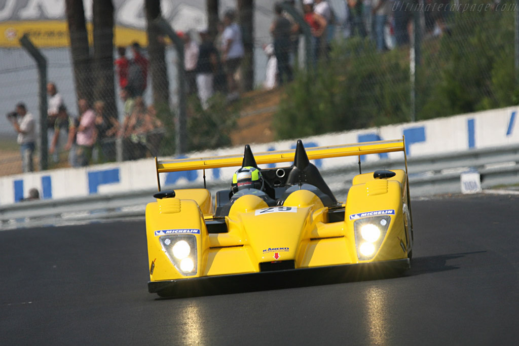 Dome S101.5 Mader - Chassis: S101.5-01 - Entrant: T2M Motorsport  - 2007 24 Hours of Le Mans Preview