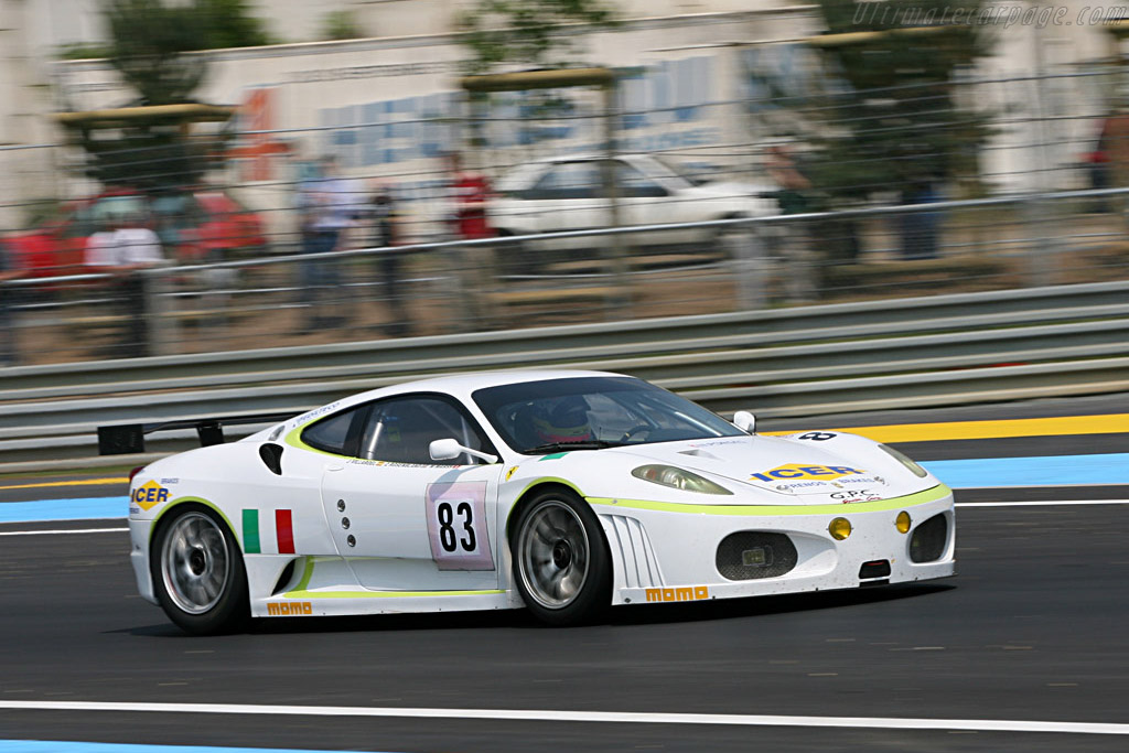 Ferrari F430 GTC - Chassis: 2410 - Entrant: GPC Sport  - 2007 24 Hours of Le Mans Preview