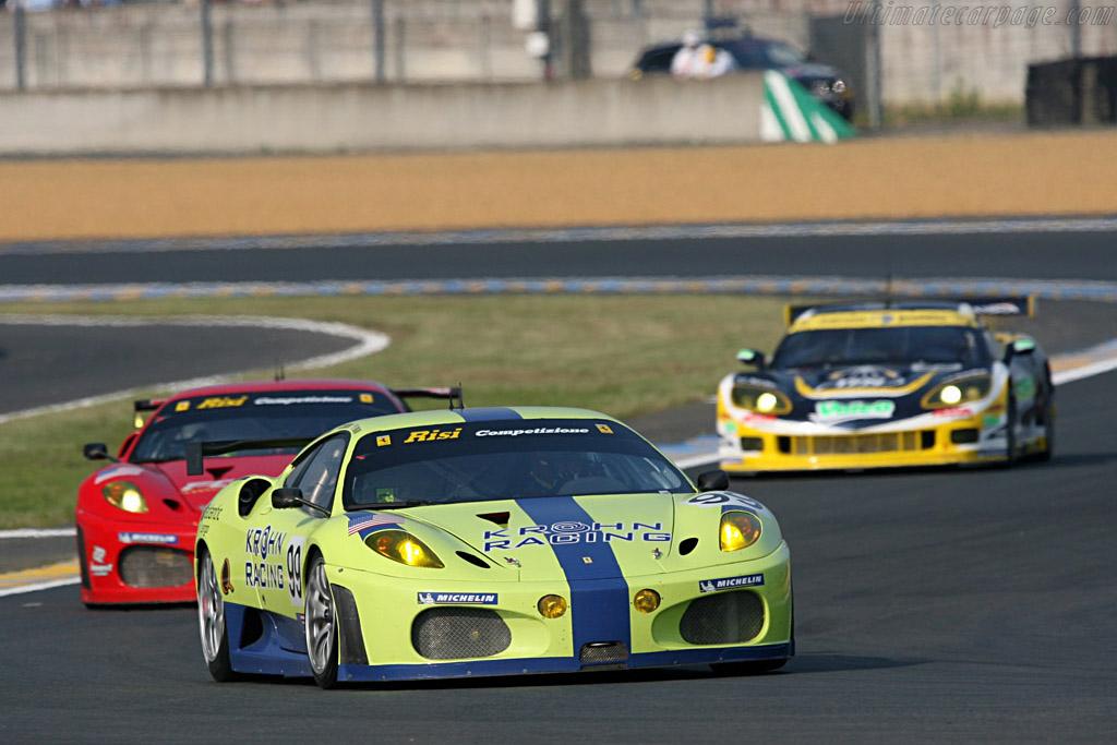 Ferrari F430 GTC - Chassis: 2438b - Entrant: Risi Competizione - 2007 24 Hours of Le Mans Preview