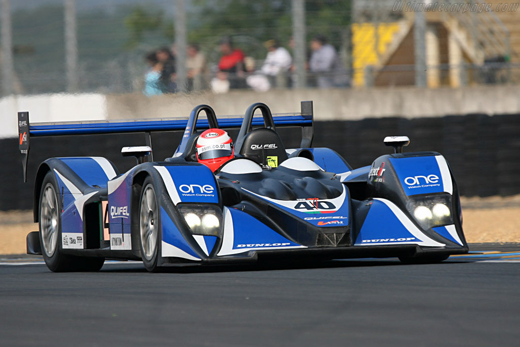 Lola B05/40 AER - Chassis: B0540-HU01 - Entrant: Quifel ASM Team  - 2007 24 Hours of Le Mans Preview