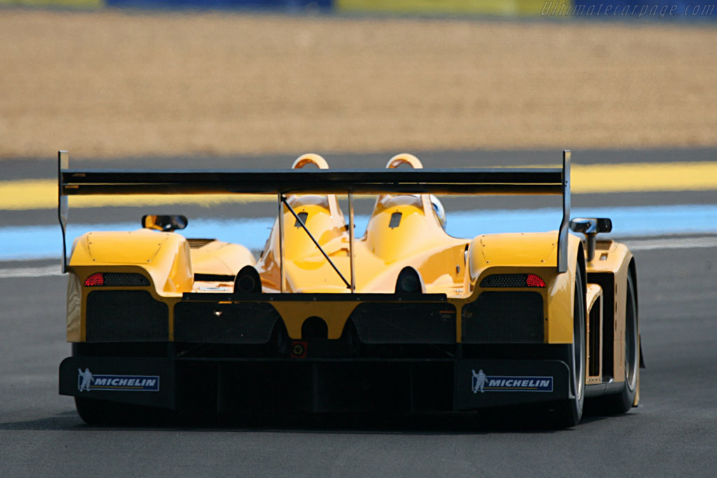 Lola B06/10 AER - Chassis: B0610-HU07 - Entrant: Chamberlain Synergy  - 2007 24 Hours of Le Mans Preview