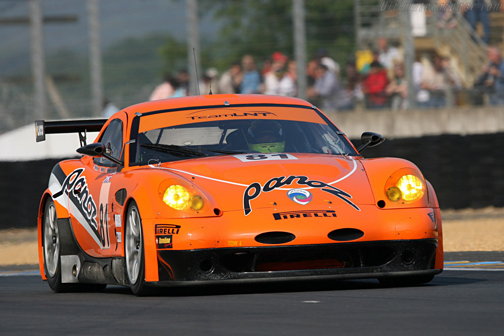 Panoz Esperante GTLM - Chassis: EGTLM 005 - Entrant: Team LNT  - 2007 24 Hours of Le Mans Preview