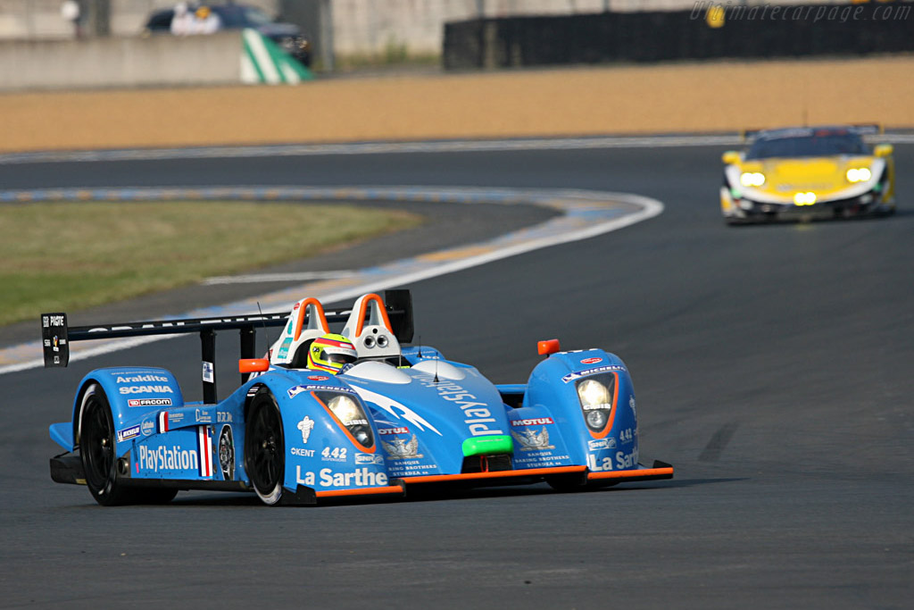 Pescarolo 01 LMP1 Judd - Chassis: 01-01 - Entrant: Pescarolo Sport  - 2007 24 Hours of Le Mans Preview