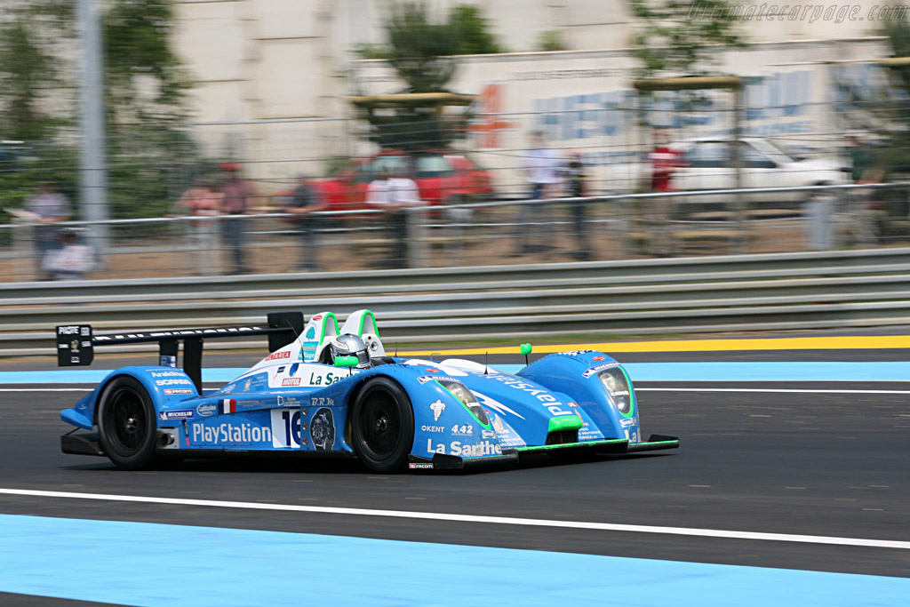 Pescarolo 01 LMP1 Judd - Chassis: 01-05 - Entrant: Pescarolo Sport  - 2007 24 Hours of Le Mans Preview