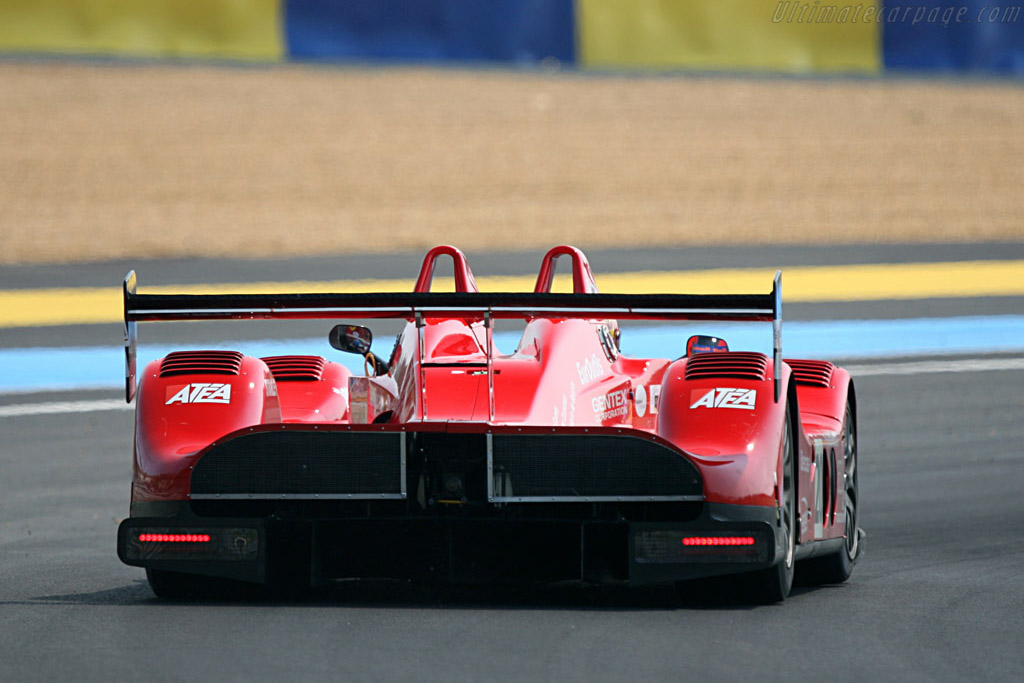 Pilbeam MP93 Judd - Chassis: 01 PB - Entrant: Pierre Bruneau  - 2007 24 Hours of Le Mans Preview