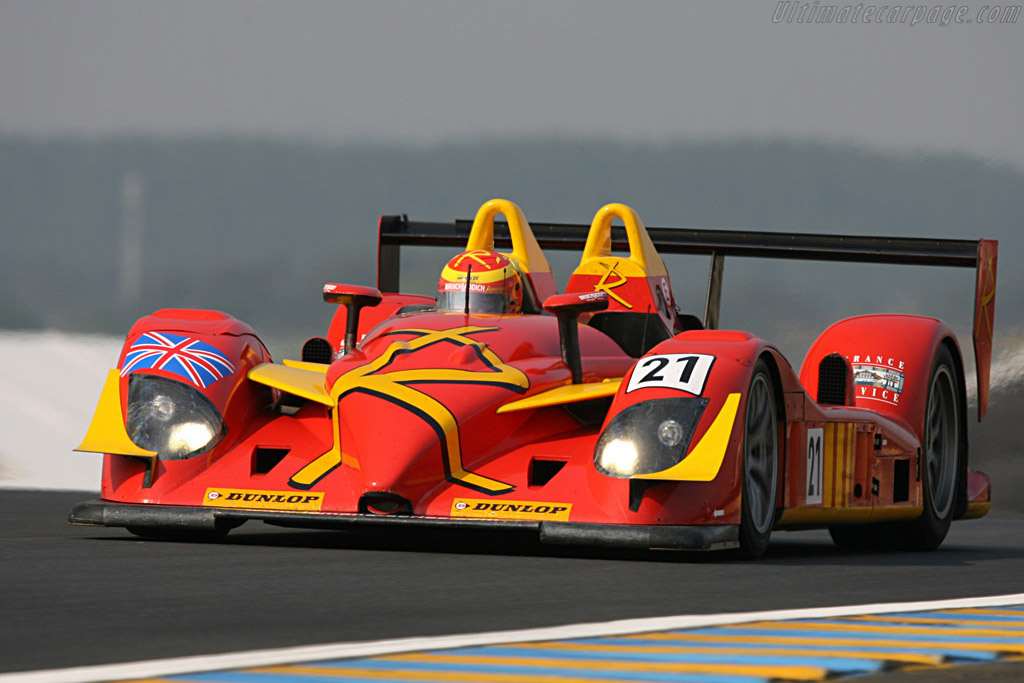 Radical SR9 AER - Chassis: SR9002 - Entrant: Bruichladdich Radical  - 2007 24 Hours of Le Mans Preview