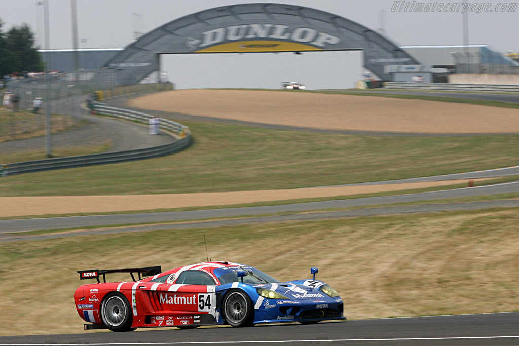 Saleen S7-R - Chassis: 067R - Entrant: Team Oreca  - 2007 24 Hours of Le Mans Preview