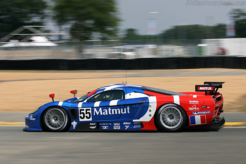 Saleen S7-R - Chassis: 066R - Entrant: Team Oreca  - 2007 24 Hours of Le Mans Preview