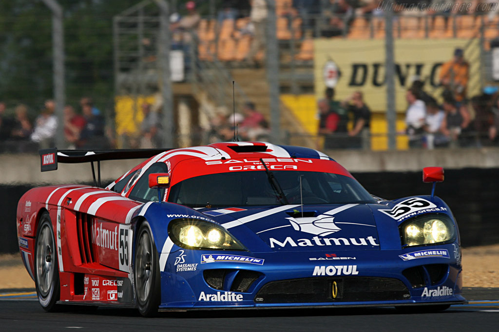 2007 Saleen S7 >> Saleen S7-R - Chassis: 066R - Entrant: Team Oreca - 2007 24 Hours of Le Mans Preview