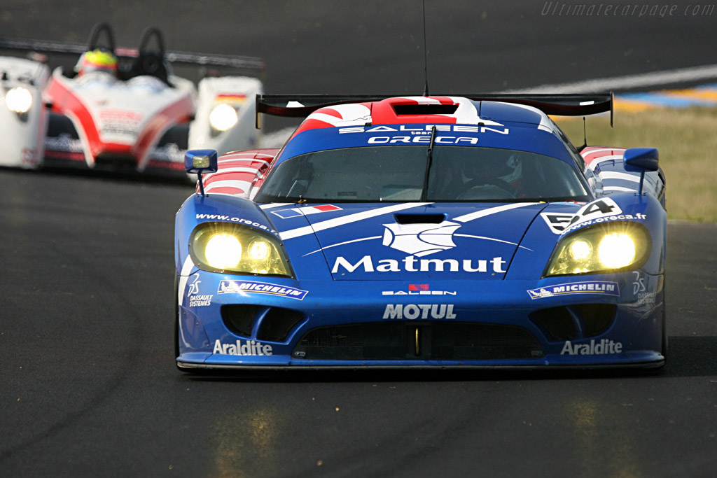 2007 Saleen S7 >> Saleen S7-R - Chassis: 067R - Entrant: Team Oreca - 2007 24 Hours of Le Mans Preview
