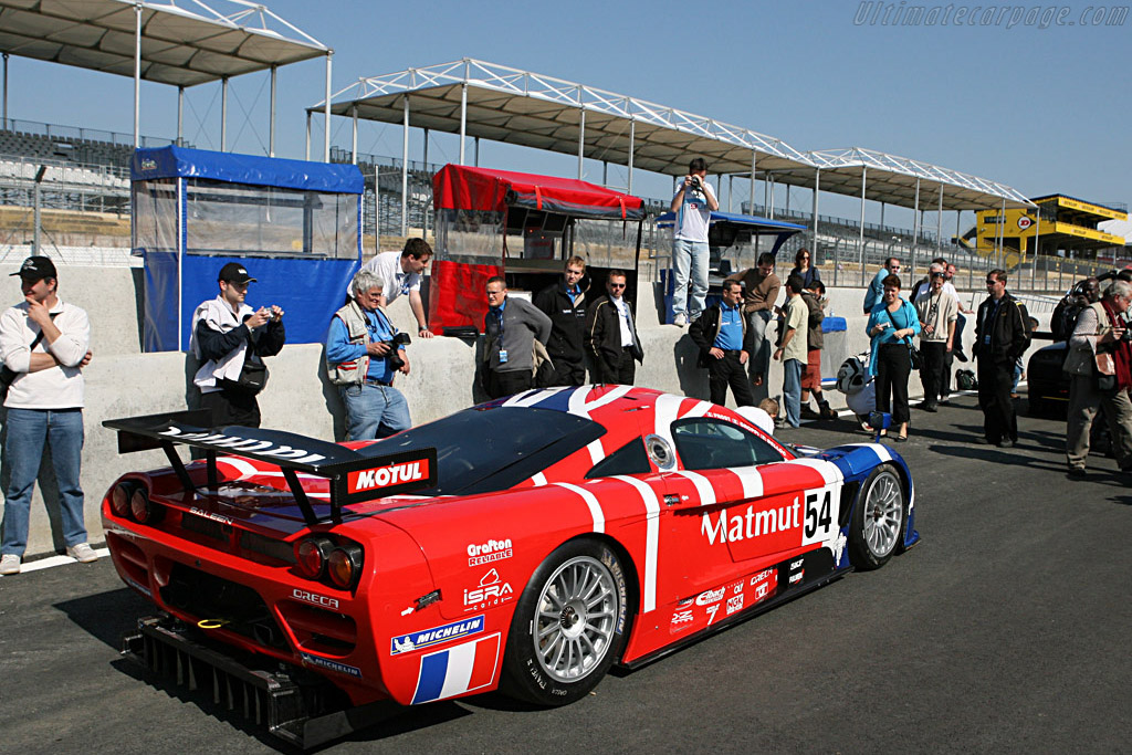 Saleen before Scrutineering - Chassis: 067R - Entrant: Team Oreca  - 2007 24 Hours of Le Mans Preview