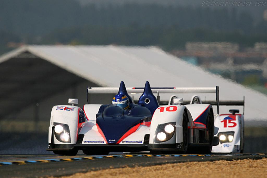 Zytek 07S - Chassis: 07S-02 - Entrant: Arena Motorsport  - 2007 24 Hours of Le Mans Preview