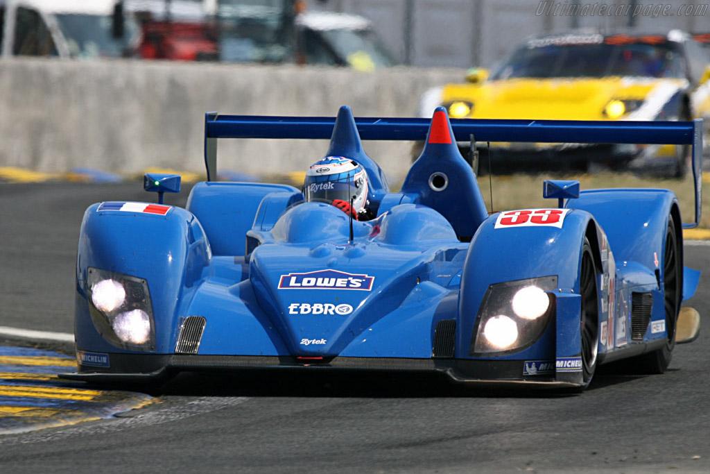Zytek 07S/2 - Chassis: 07S-03 - Entrant: Barazi Epsilon  - 2007 24 Hours of Le Mans Preview