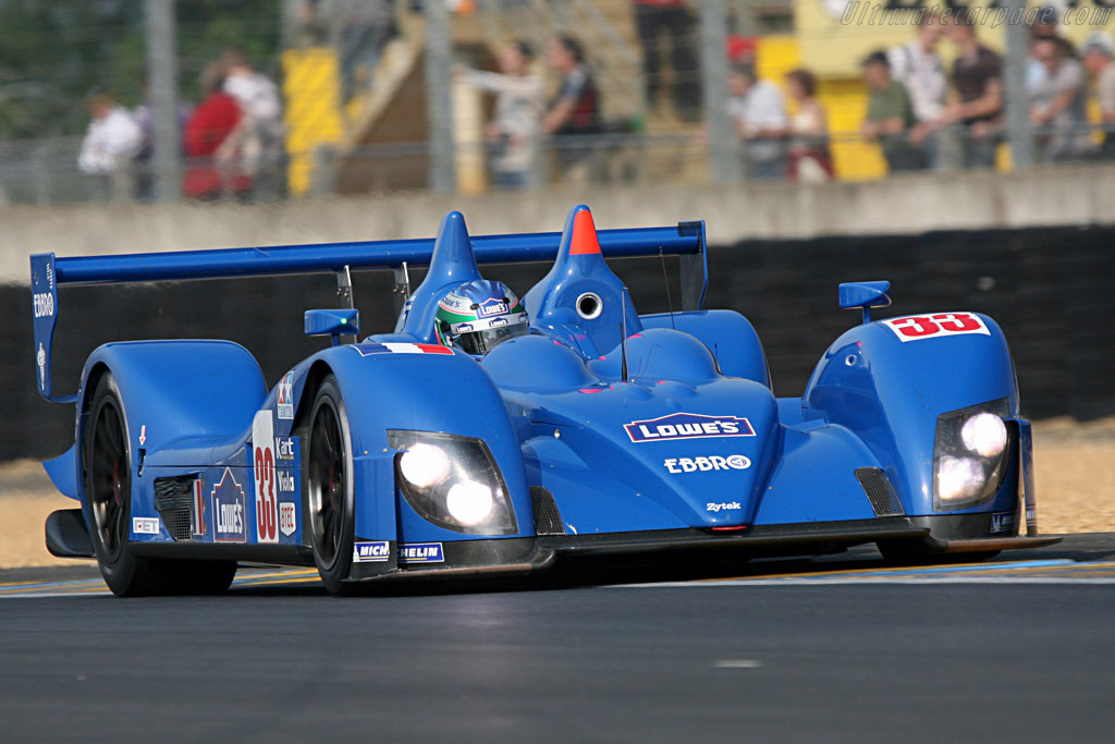 Zytek 07S/2 - Chassis: 07S-03 - Entrant: Barazi Epsilon  - 2007 24 Hours of Le Mans Preview
